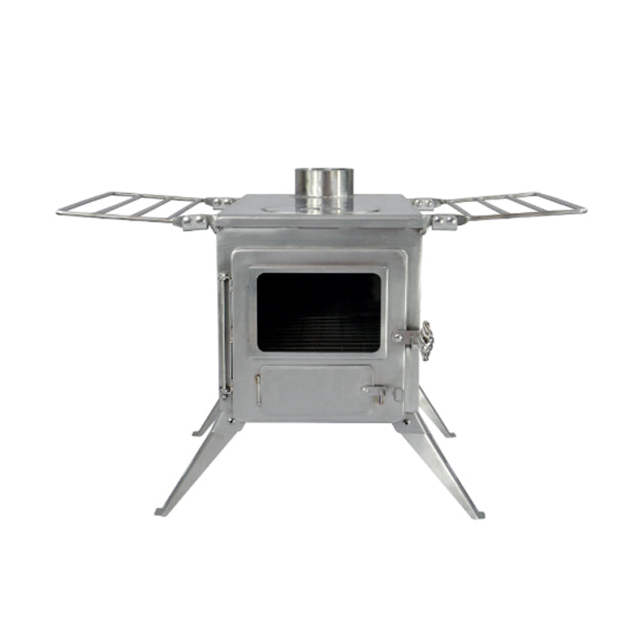 Winnerwell Nomad 1G Cook Camping Stove 戶外煙囪柴火爐