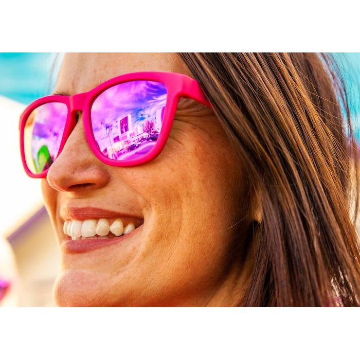 Goodr Sports Sunglasses - Becky's Bachelorette Bacchanal 運動跑步太陽眼鏡