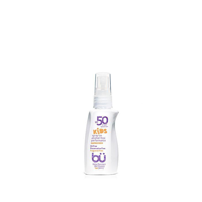 BU Kids SPF 50 Fragrance Free Sunscreen Spray 30ml 不含酒精兒童防曬噴霧