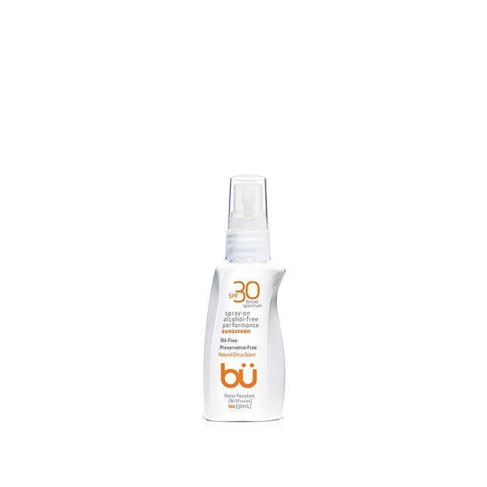 BU SPF 30 Natural Citrus Scent Sunscreen Spray 30ml 不含酒精防曬噴霧 (天然柑橘味)
