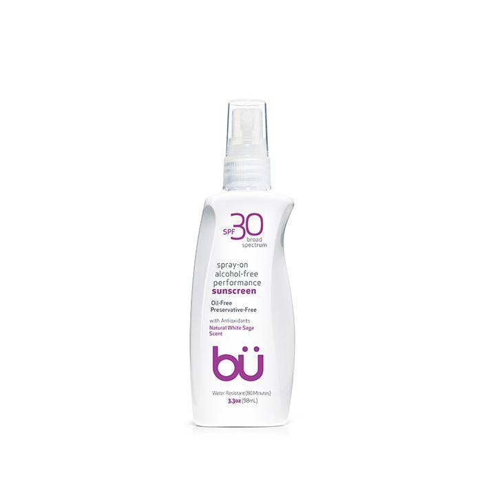 BU SPF 30 White Sage Scent Sunscreen Spray 98ml 不含酒精防曬噴霧 (白鼠尾草味)