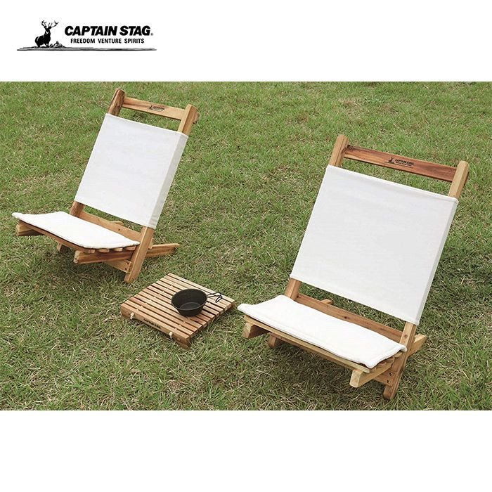 Captain Stag Compact Rolling Table UP-1029 戶外捲捲小木枱