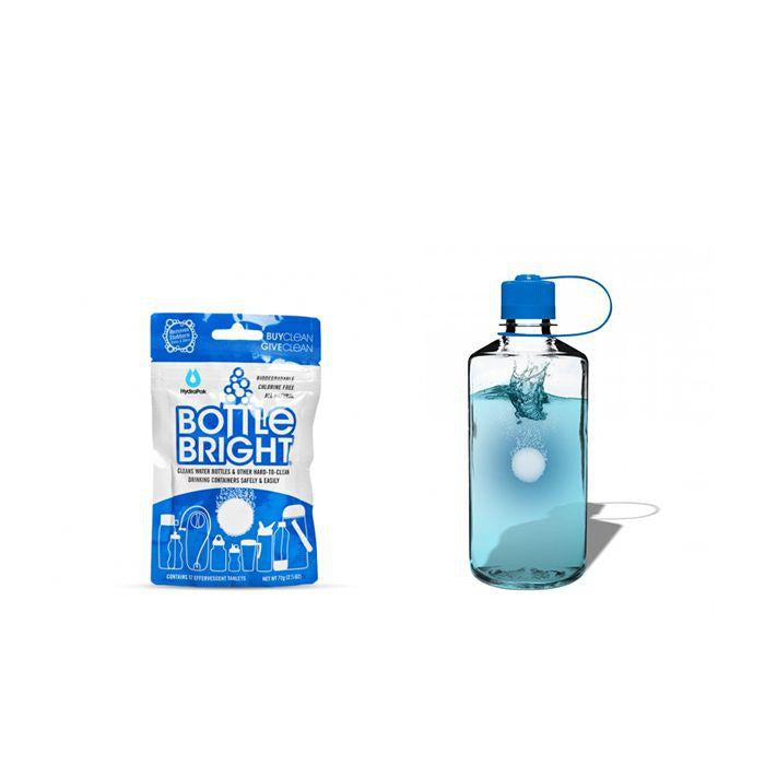 Hydrapak Bottle Bright® 12 Tablets Pouch 神奇清潔小丸子12粒裝