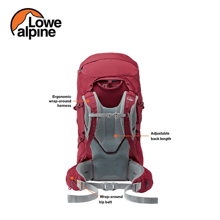 Lowe Alpine Manaslu ND 50:65 登山背包 | Lowe Alpine Manaslu ND 50:65