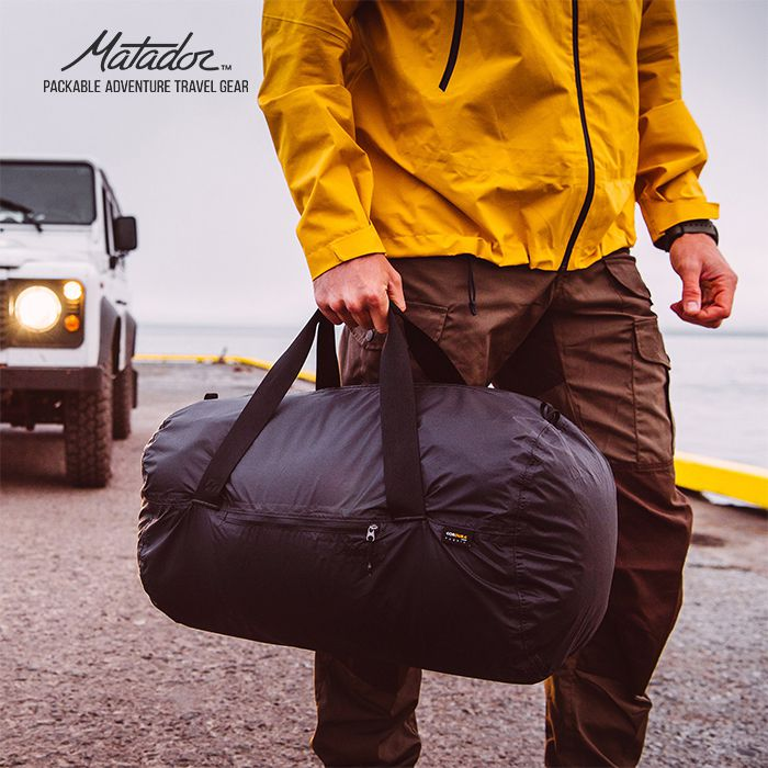 Matador Transit 30 Duffle (Advanced Series) 30L 摺疊防水手提行李袋 | Matador Transit 30 Duffle (Advanced Series) 30L