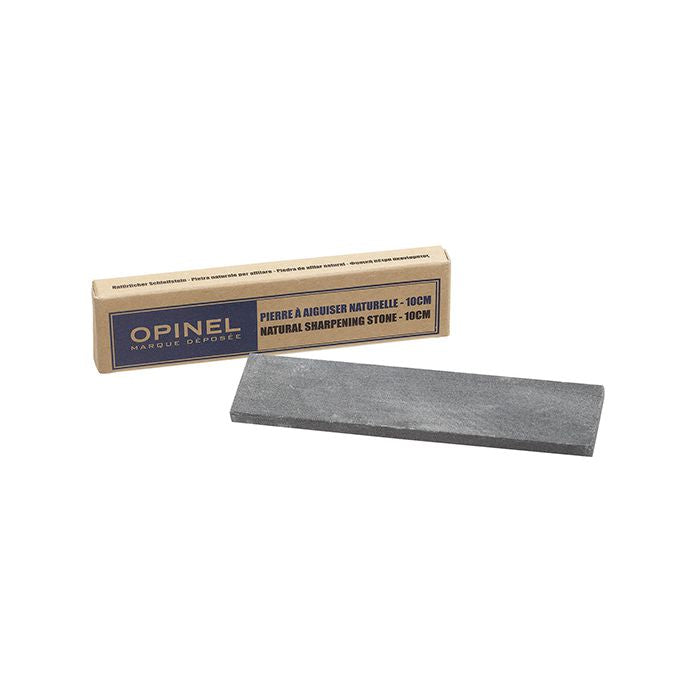 Opinel Natural Whetstone 天然磨刀石 (10cm)