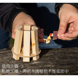 Petromax Fire Kit 木條生火組 | Petromax Fire Kit