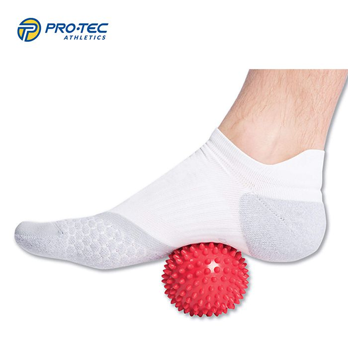 PRO-TEC Spiky Foot Massage Ball 足底按摩球
