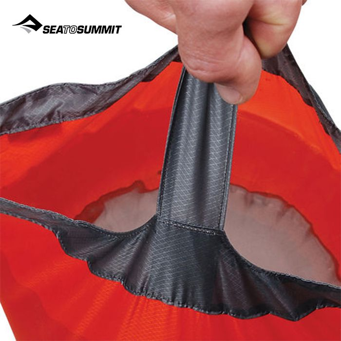 Sea To Summit Ultra-Sil® Folding Bucket 10L 超輕量摺疊式水盆 | Sea To Summit Ultra-Sil® Folding Bucket 10L