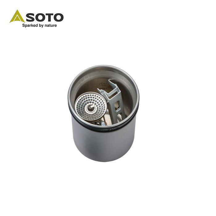 SOTO ThermoStack SOD-520 鈦杯不鏽鋼杯雙杯套裝 | SOTO ThermoStack SOD-520