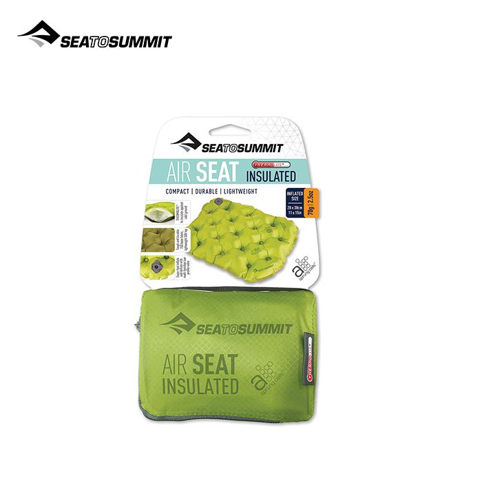 Sea To Summit Air Seat Insulated 戶外隔溫充氣坐墊