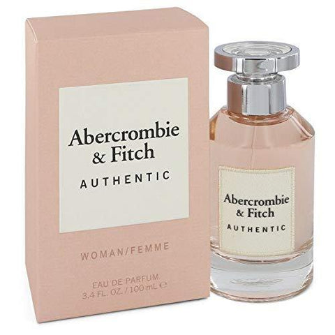 Authentic Eau de Parfum Spray for Women by Abercrombie and Fitch image