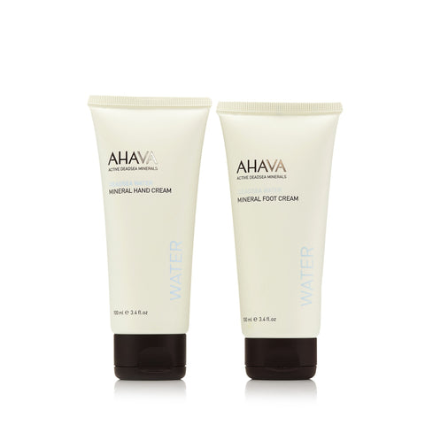 Dead Sea Minerals Hand and Foot Cream Set by Ahava
