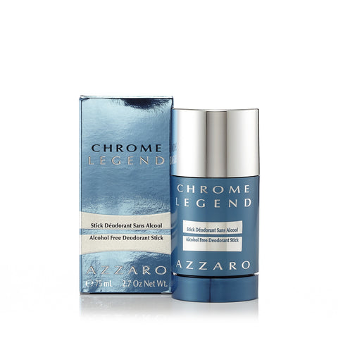 Chrome Legend Deodorant for Men by Azzaro 2.7 oz.