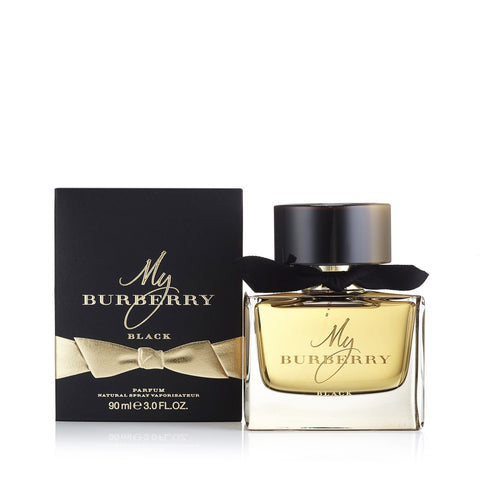 My Burberry Black Eau de Parfum Spray for Women by Burberry 3.0 oz.
