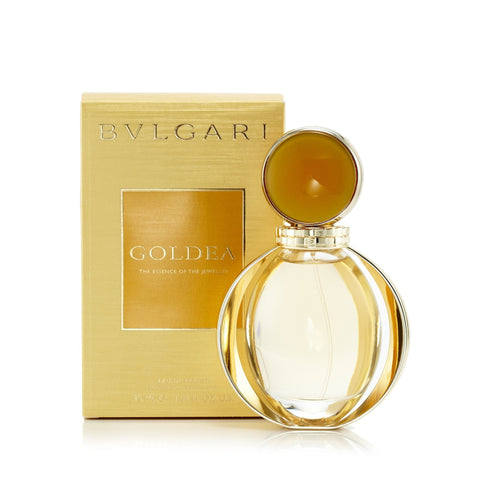 Goldea Eau de Parfum Spray for Women by Bvlgari 3.0 oz.