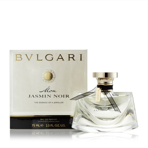 Jasmin Noir Mon Eau de Parfum Spray for Women by Bvlgari 2.5 oz.