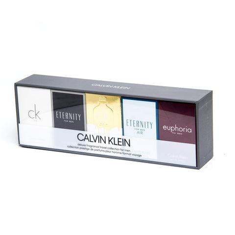 CK Miniature Set for Men by Calvin Klein 0.33 oz Each image