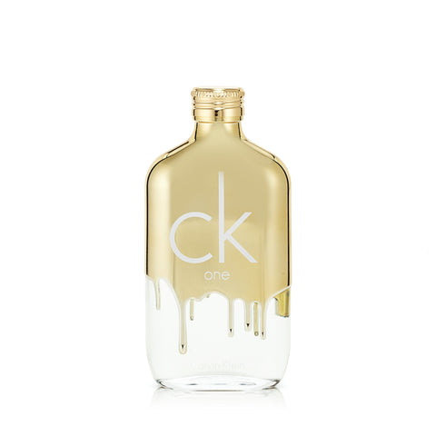 CK One Gold Eau de Toilette Spray for Women and Men by Calvin Klein 6.7 oz. image