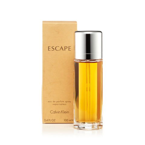 Escape Eau de Parfum Spray for Women by Calvin Klein 3.4 oz.