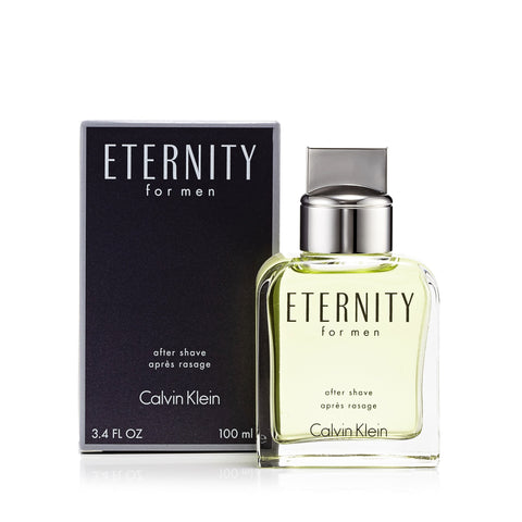 Eternity After Shave for Men by Calvin Klein 3.4 oz. image