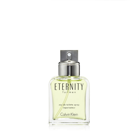 Eternity Eau de Toilette Spray for Men by Calvin Klein 1.7 oz.