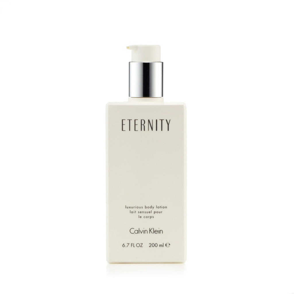 Eternity Body Lotion for Women by Calvin Klein 6.7 oz.