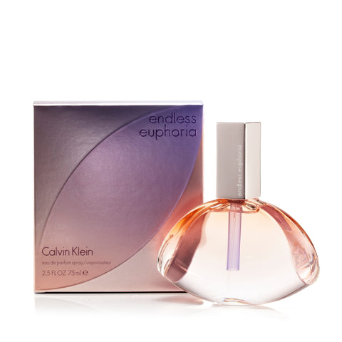 Euphoria Endless Eau de Parfum Spray for Women by Calvin Klein 2.5 oz.