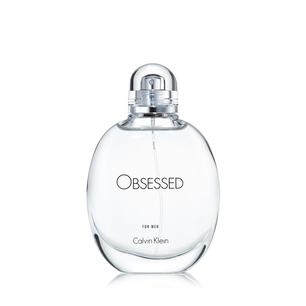 Obsessed Eau de Toilette Spray for Men by Calvin Klein 3.4 oz.