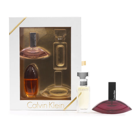 CK Miniatures for Women by Calvin Klein 0.5 oz. Each