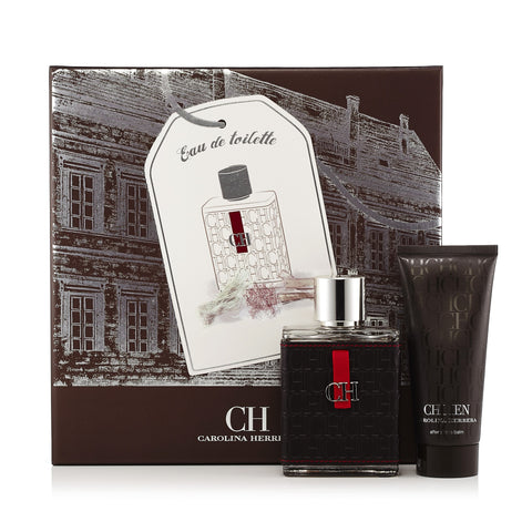 CH Gift Set for Men by Carolina Herrera