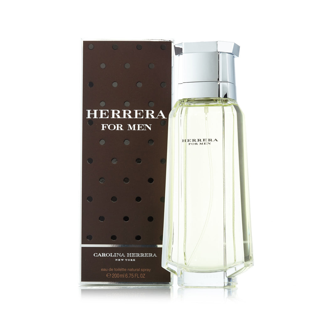 Carolina Herrera Eau de Toilette Spray for Men by Carolina Herrera 6.75 oz.