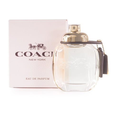 Coach New York Eau de Parfum Spray for Women by Coach 1.7 oz.