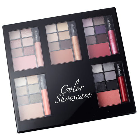 Color Show Case Travel Make Up Compact Set Pallet for Women