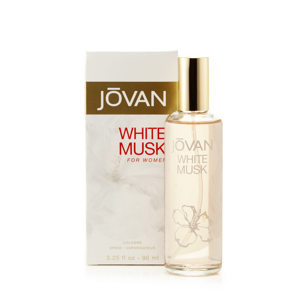 Jovan White Musk Cologne for Women by Coty 3.25 oz.