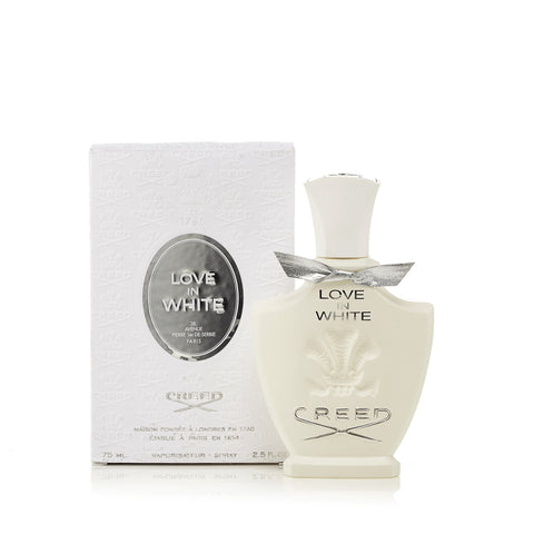 Love In White Eau de Parfum Spray for Women by Creed 2.5 oz.