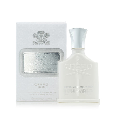 Silver Mountain Water Eau de Parfum Spray for Men by Creed 2.5 oz.