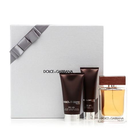 The One Gift Set for Men by D&G 3.3 oz.