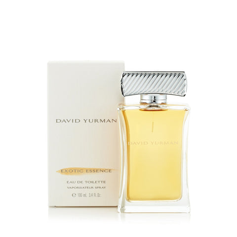 Exotic Essence Eau de Toilette Spray for Women by David Yurman 3.4 oz.