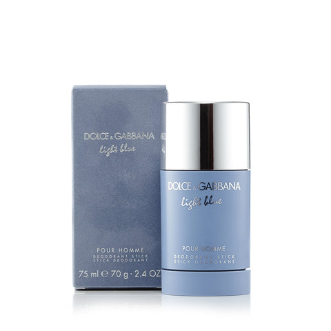 Light Blue Deodorant for Men by D&G 2.4 oz.