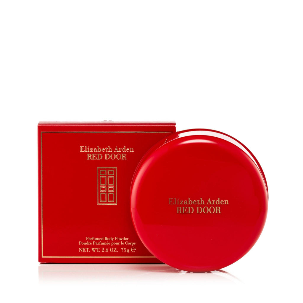 Elizabeth Arden Red Door Deodorant Powder for Women  2.6 oz.