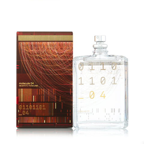 Molecules 04 Eau de Toilette Spray for Women and Men by Escentric Molecules image