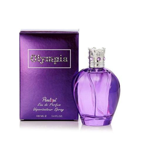 Olympia Eau de Parfum Spray for Women 2.7 oz.
