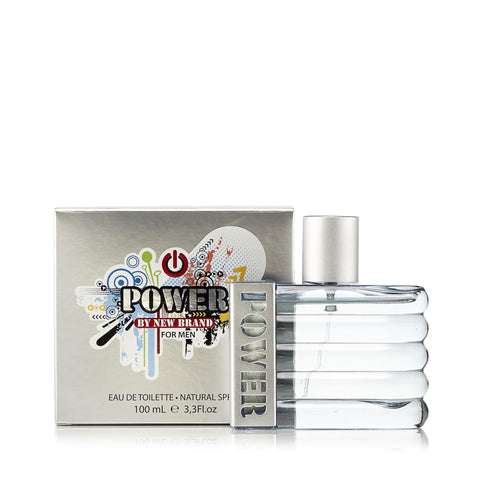 Power Eau de Toilette Spray for Men 3.3 oz.