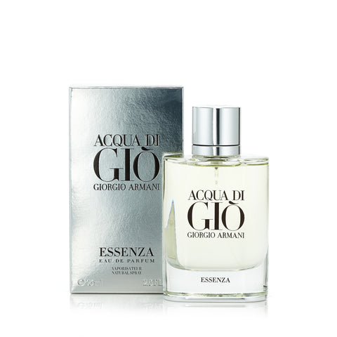 Acqua Di Gio Essenza Eau de Parfum Spray for Men by Giorgio Armani 2.5 oz.