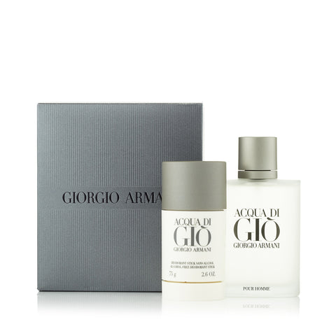 Acqua Di Gio Gift Set for Men by Giorgio Armani 3.4 oz image