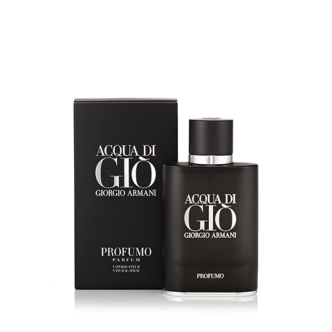 Acqua Di Gio Profumo Eau de Parfum Spray for Men by Giorgio Armani 2.5 oz.