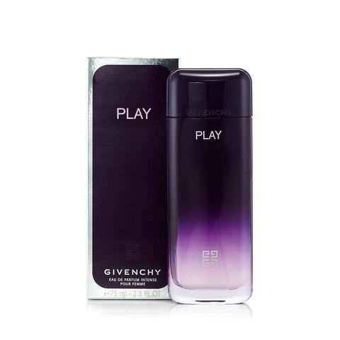 Play Intense Eau de Parfum Spray for Women by Givenchy 2.5 oz.