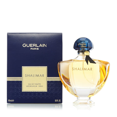 Shalimar Eau de Toilette Spray for Women by Guerlain 3.0 oz. image
