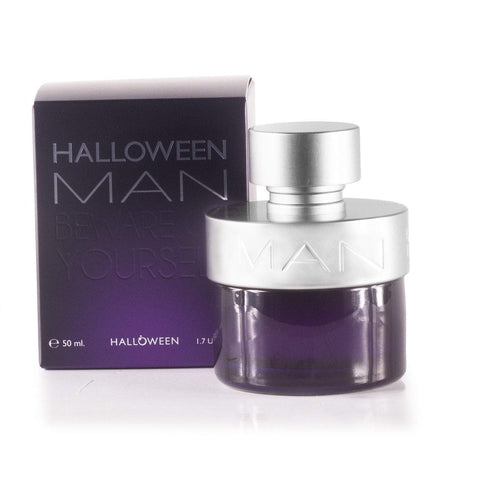 Halloween Beware of Yourself Eau de Toilette Spray for Men by Jesus Del Pozo 1.7 oz.